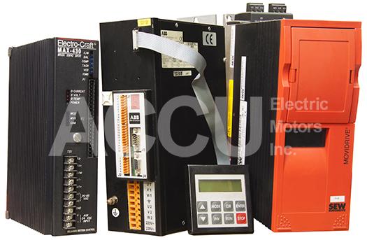 Ac Dc Drives Accu Electric Motors Inc